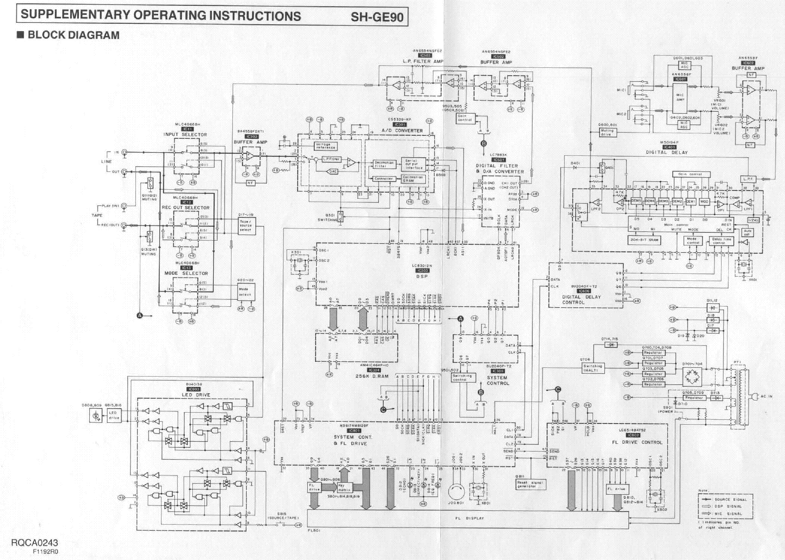 Schematic For Sharp Dsp206ep 1 A Electrical Wiring Diagram House Sh Collection Of U2022 Rh Saiads Co
