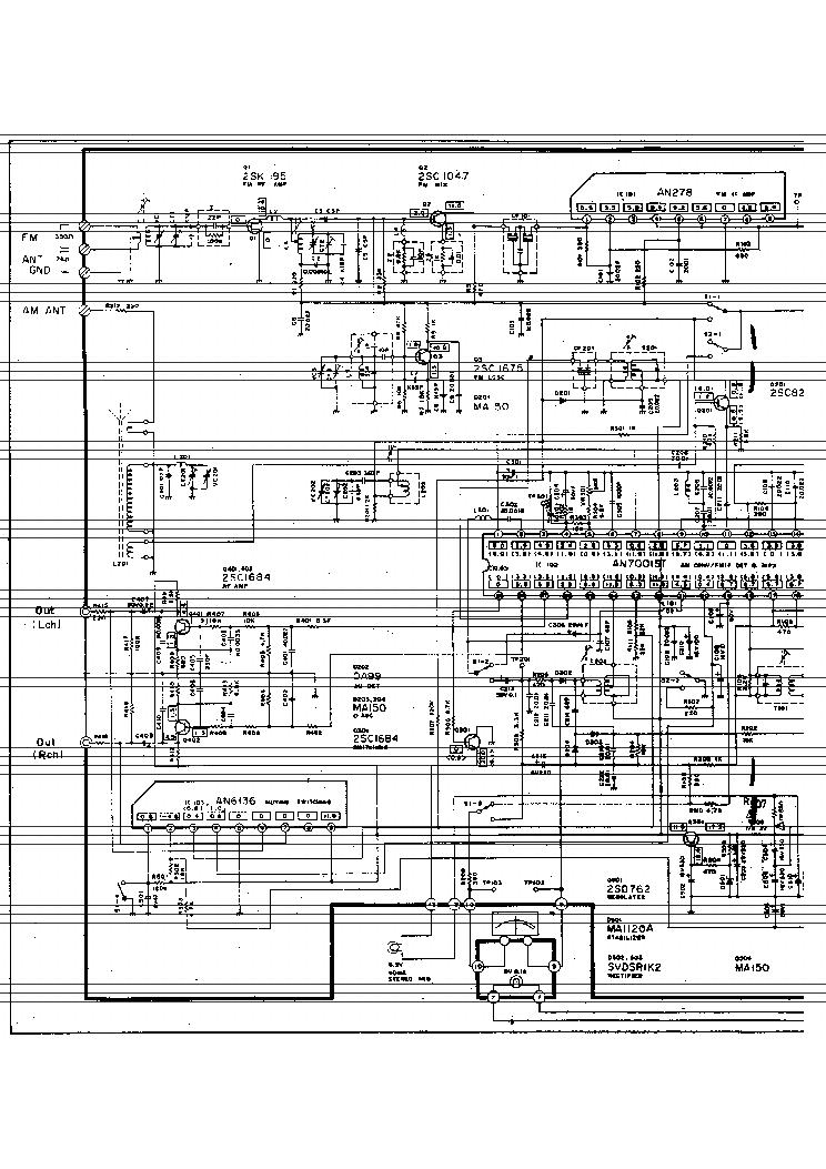 technics st-z1 sch service manual free download, schematics, Wiring schematic