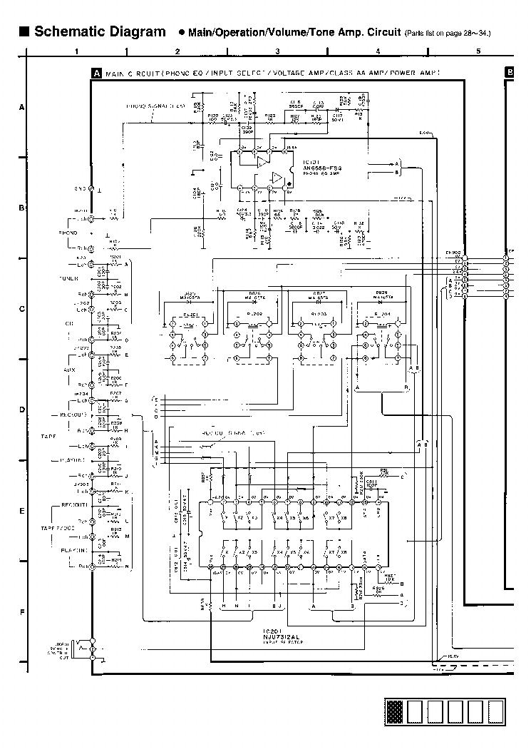 technics su a700 mk2 mkii sch service manual download schematics rh elektrotanya com scubapro a700 service manual pdf scubapro a700 service manual pdf