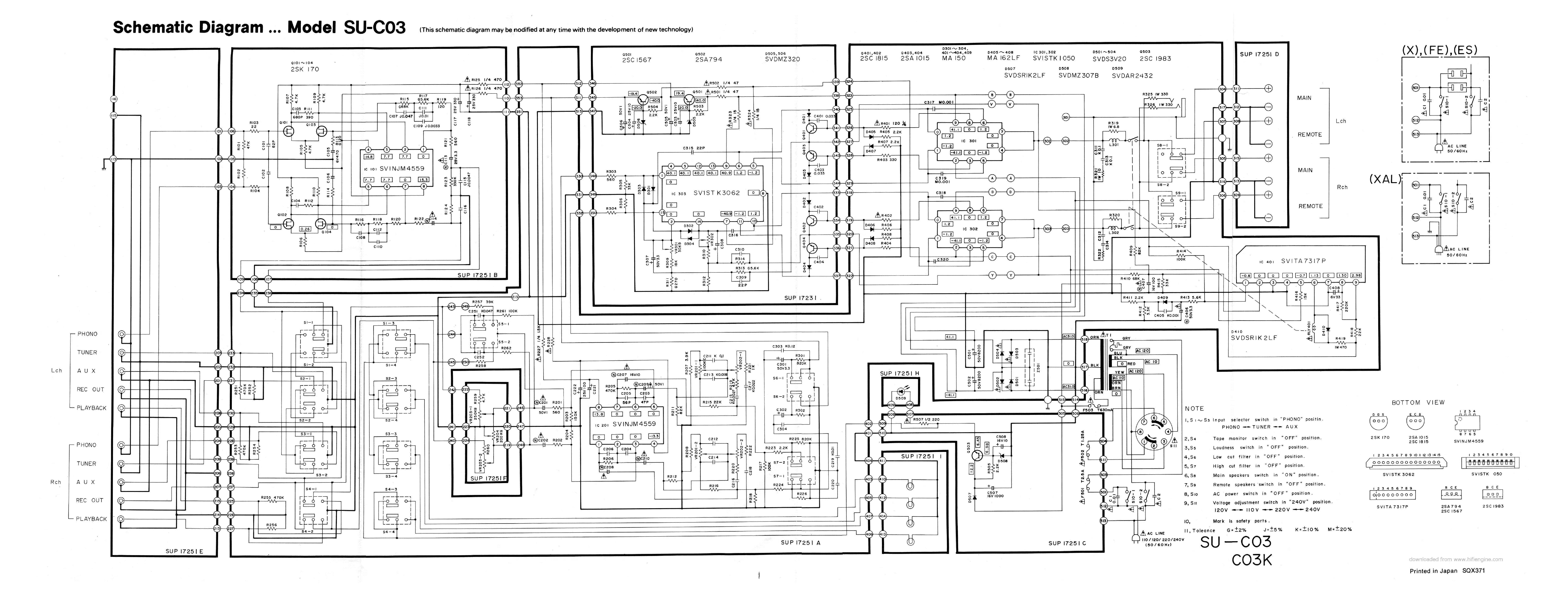 technics sa 300 service manual download schematics eeprom repair rh elektrotanya com technics wiring diagram sa gx190 technics 1200 headshell wiring diagram