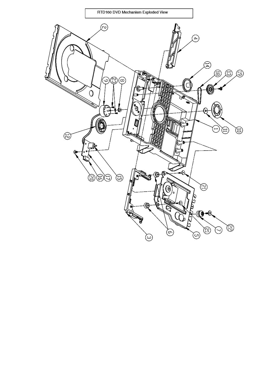 Rca rtd155