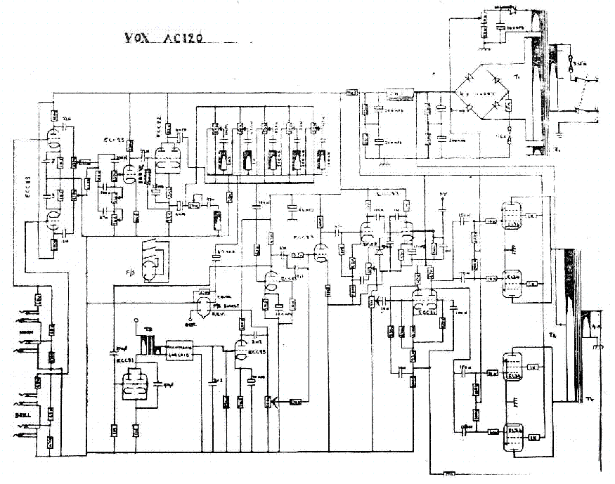 vox ac30 limited 1990 sch service manual download