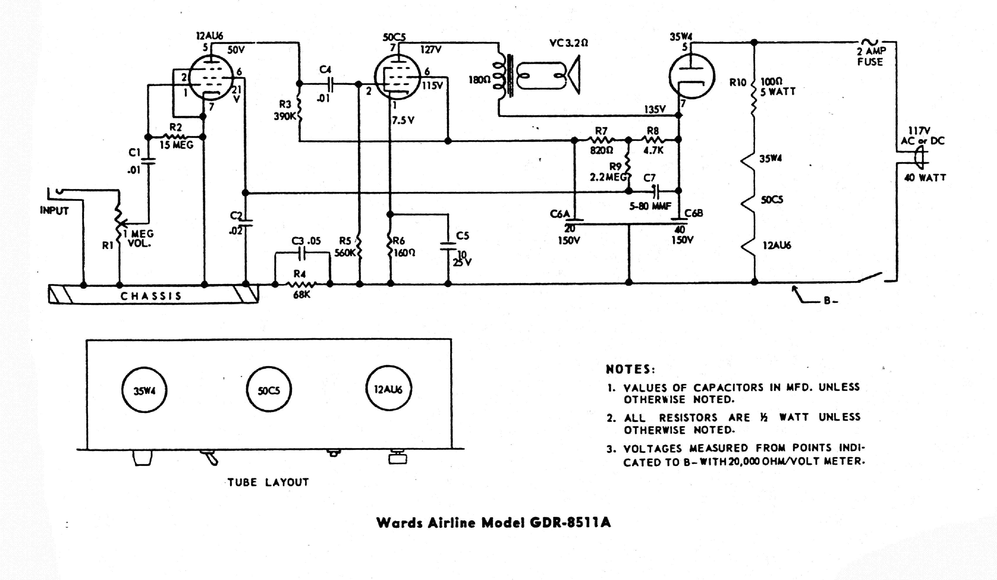 Guitar Amp 12au6 Possible Gain Increase Diyaudio In Addition Push Pull Tube Schematic On 6sn7 Amplifier Click The Image To Open Full Size