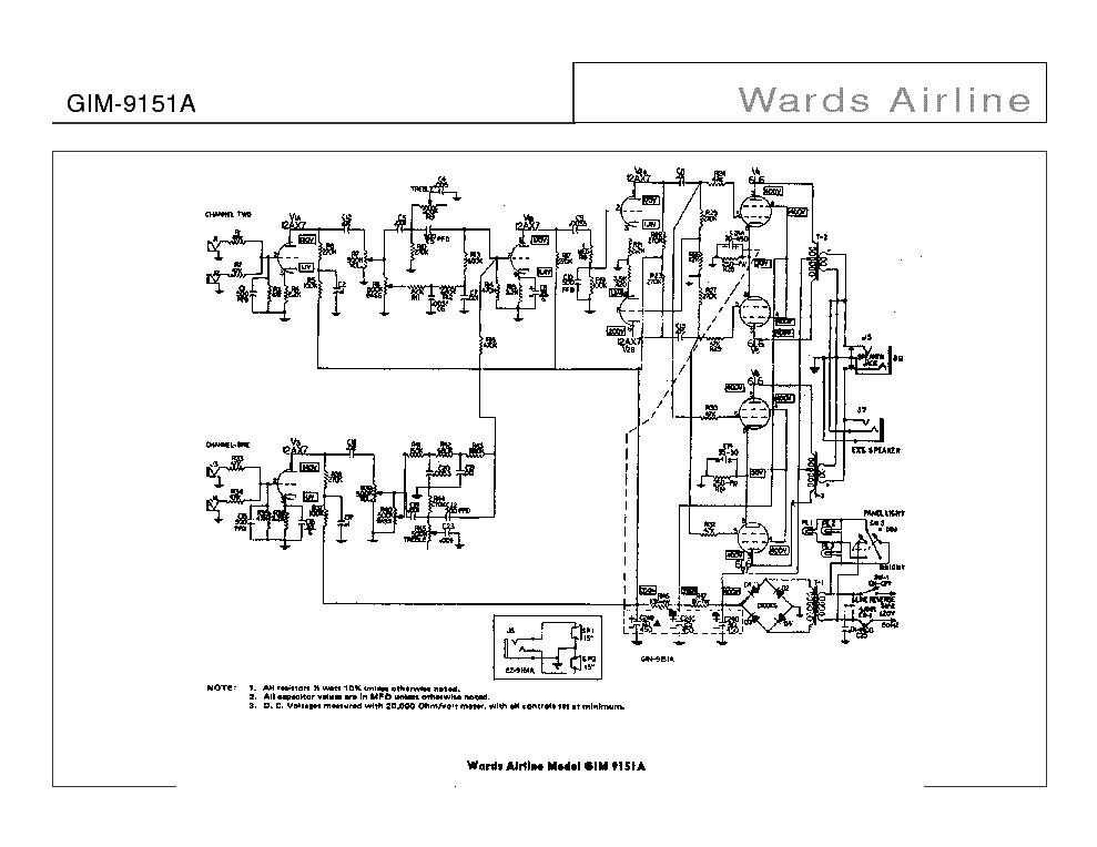 wards_airline_gim-9151a_sch.pdf_1 Airline Schematics on