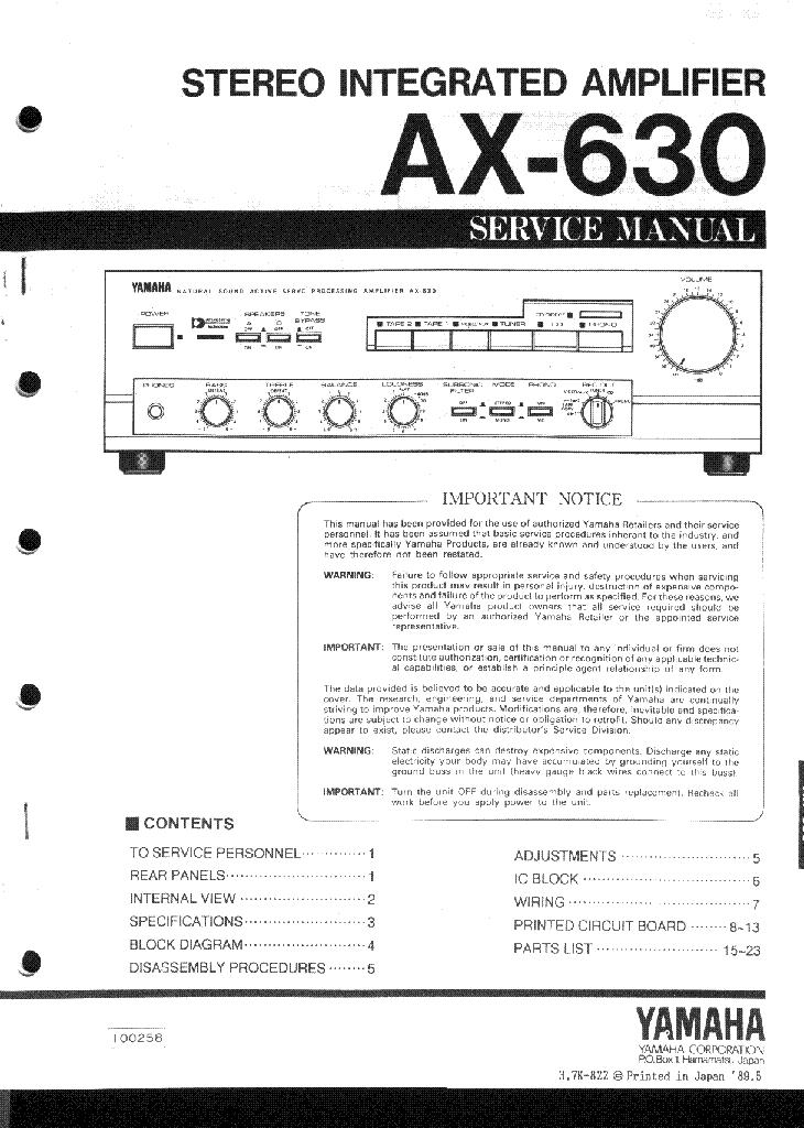 Print Online Yamaha Motorcycle Repair Manuals