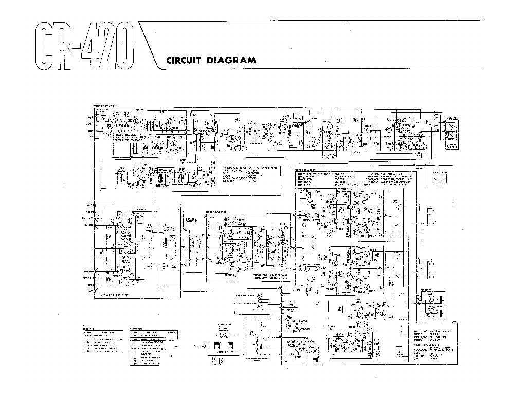 Yamaha Cr Service Manual