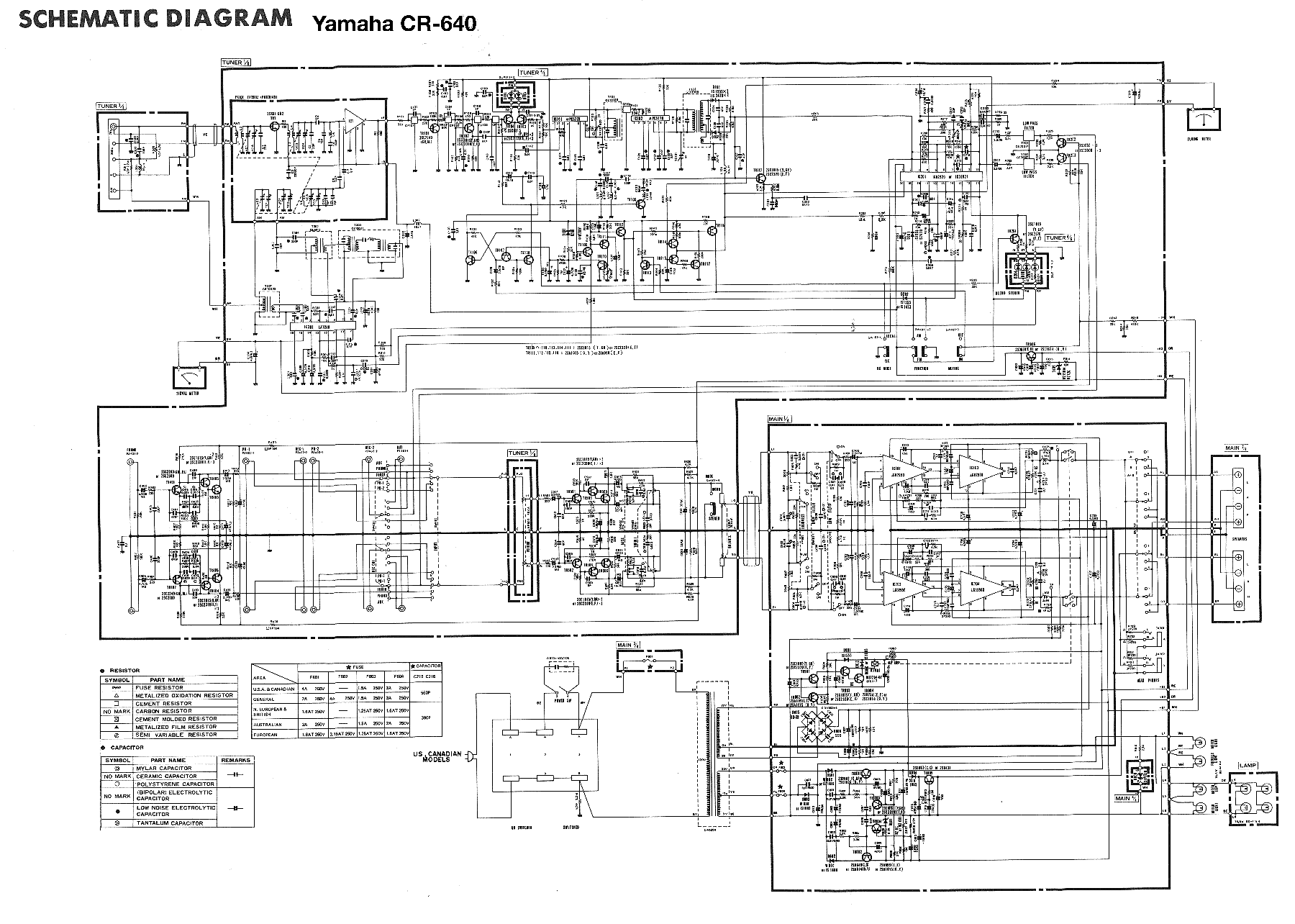 yamaha rx v373 htr 3065 service manual download schematics eeprom rh elektrotanya com Yamaha CR 620 Lights Yamaha CR 640 Receiver