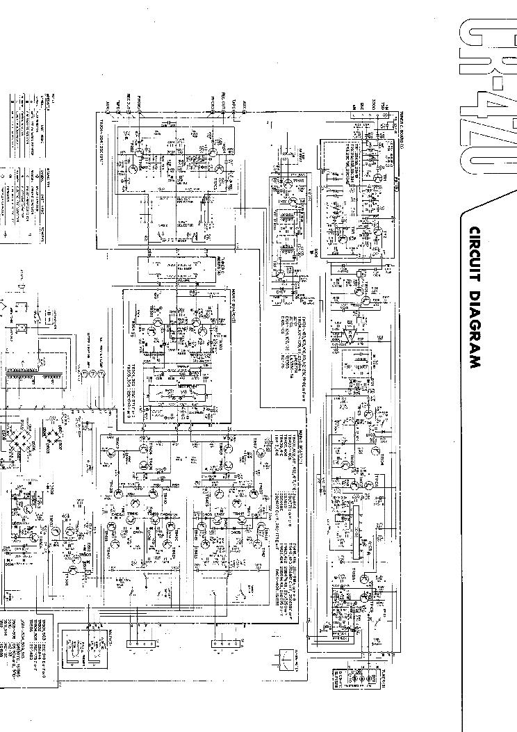 yamaha cr420 sch2 service manual download  schematics