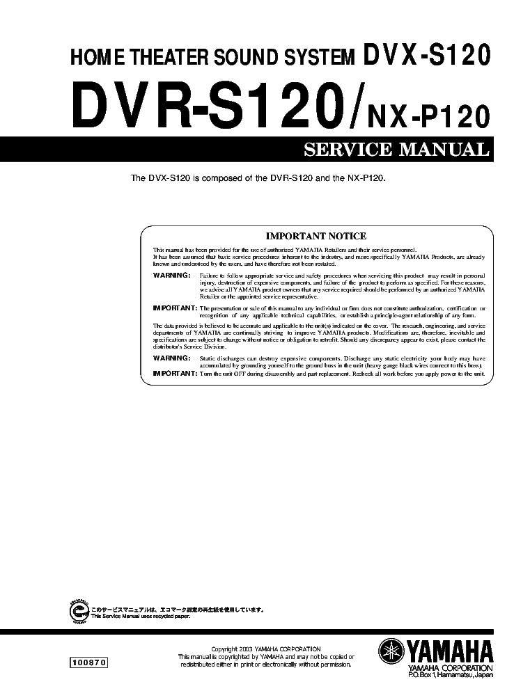 Yamaha Dvx