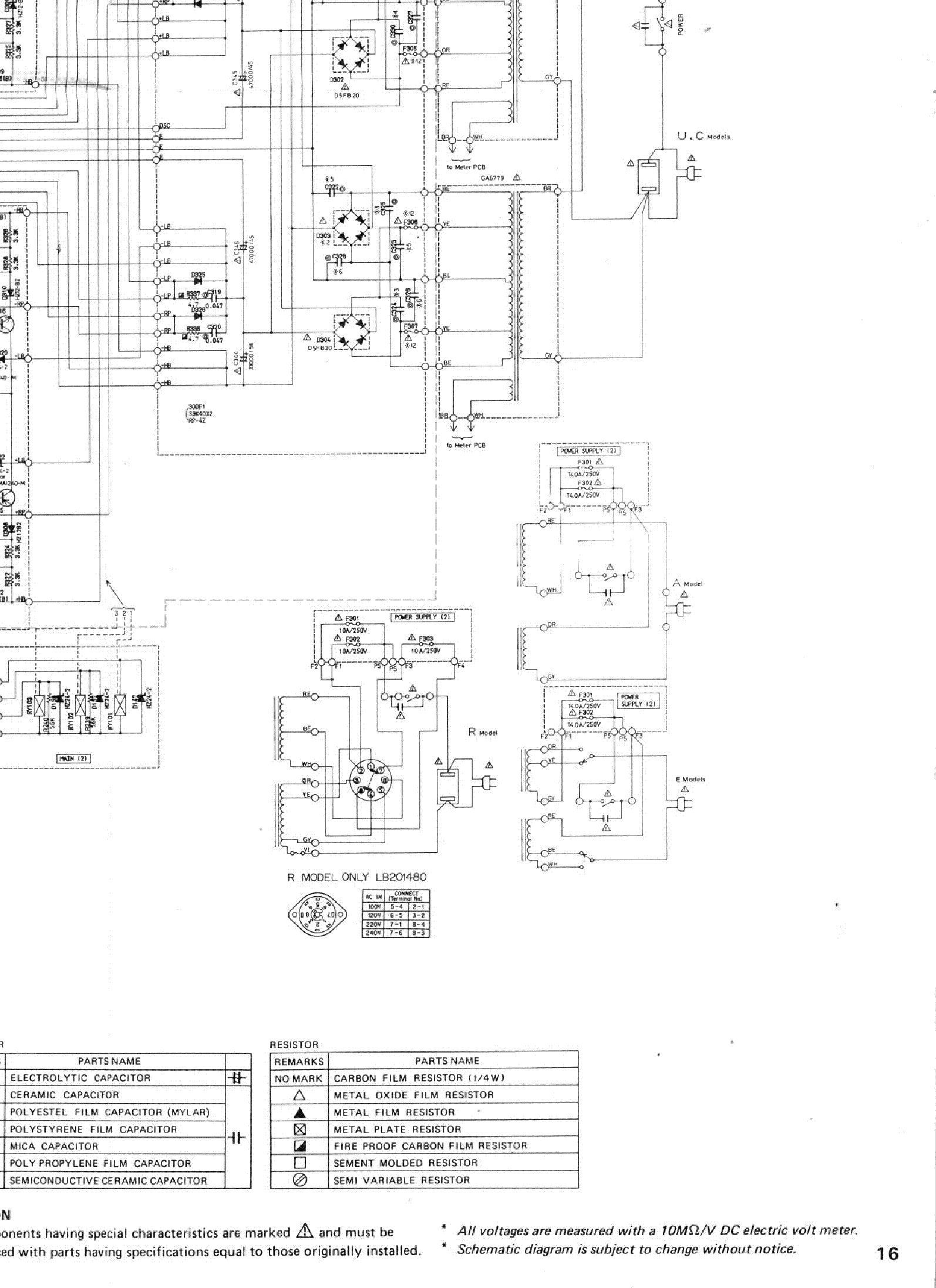 yamaha m 85 service manual