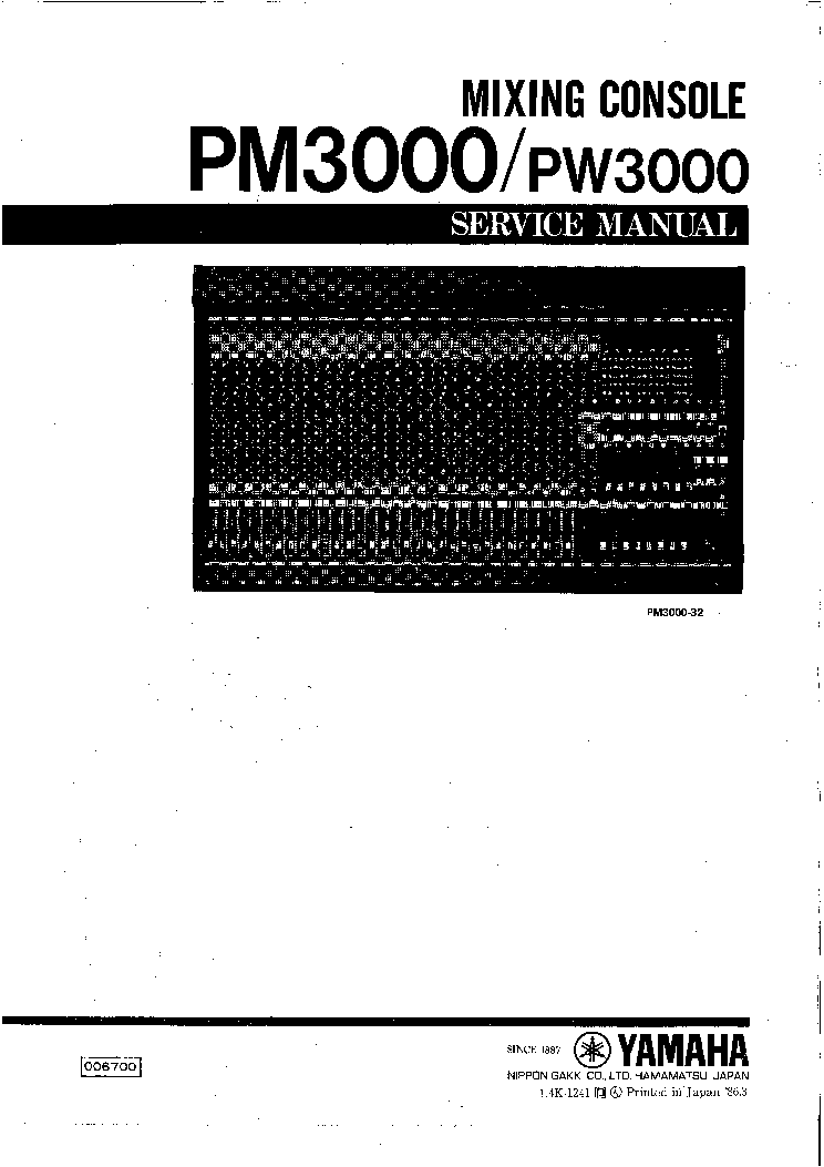 yamaha_pm3000_pw3000.pdf_1 yamaha pm3000 pw3000 service manual download, schematics, eeprom Simple Electrical Wiring Diagrams at crackthecode.co