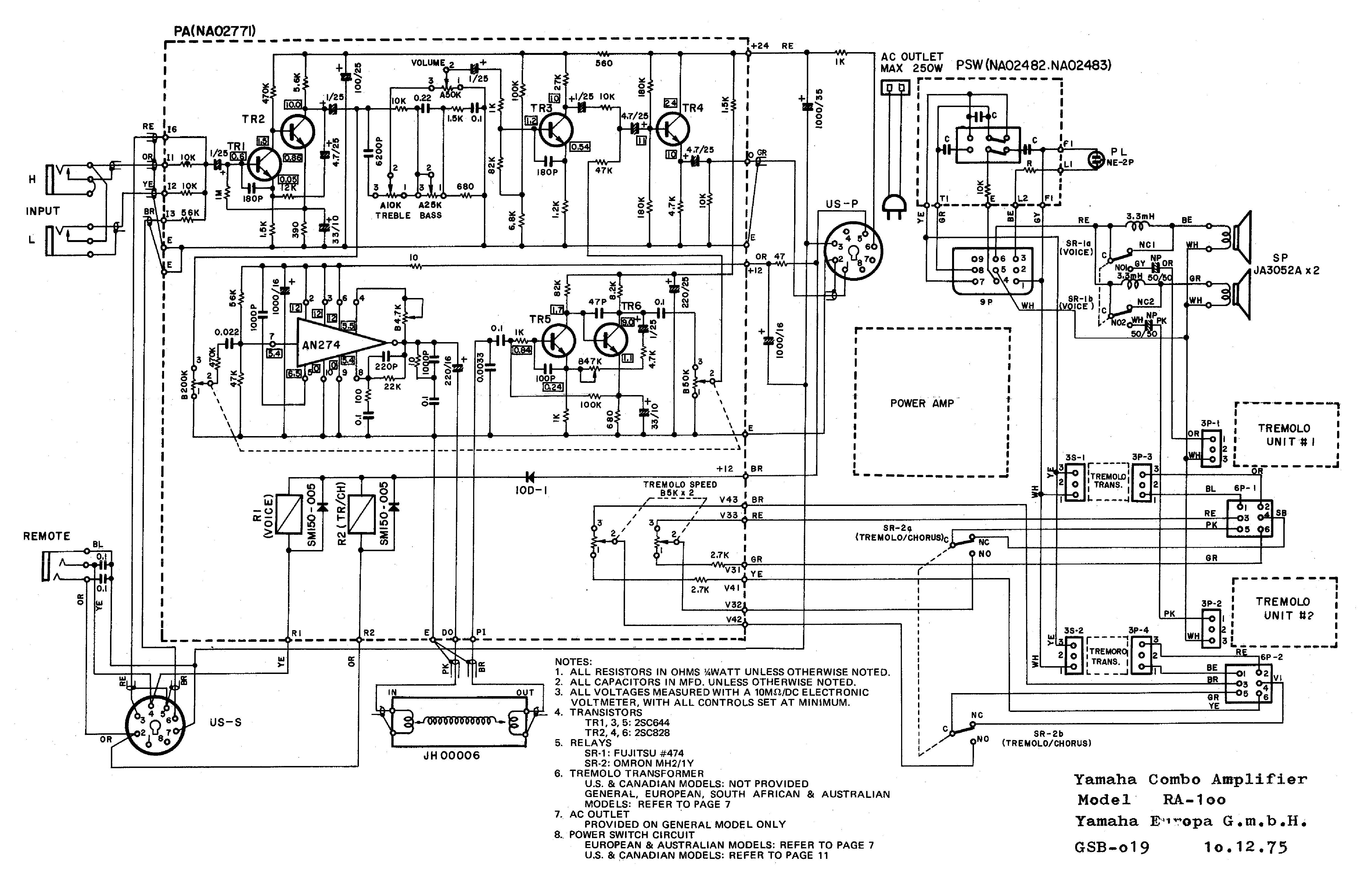 yamaha rx 100 wiring diagram pdf yamaha image yamaha stagepas 300 service manual schematics on yamaha rx 100 wiring diagram pdf