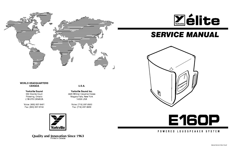 yorkville e160p parts sch service manual download schematics rh elektrotanya com