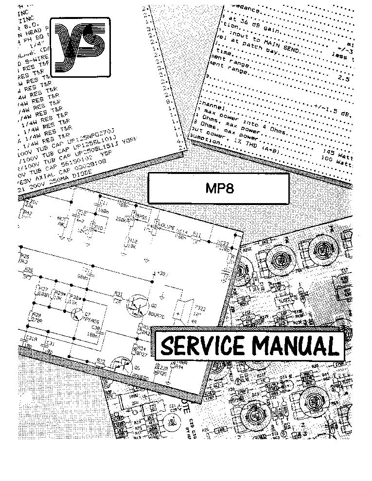 yorkville mp8 service manual download schematics eeprom repair rh elektrotanya com