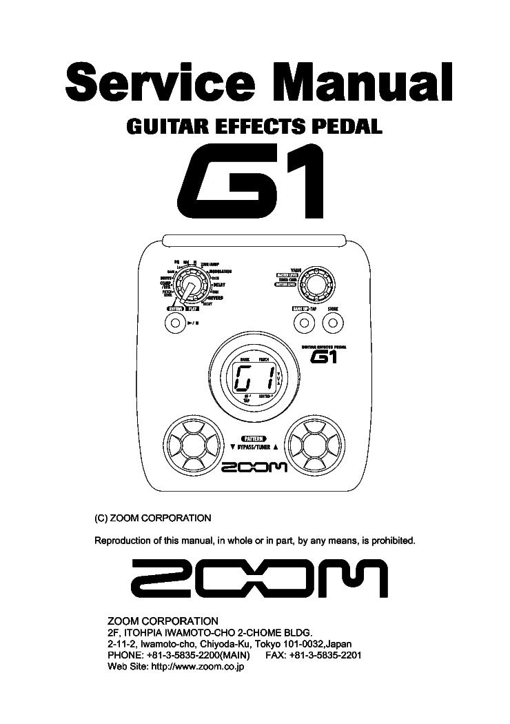 zoom g1 service manual download schematics eeprom repair info for rh elektrotanya com hp 1030 g1 service manual 650 g1 service manual