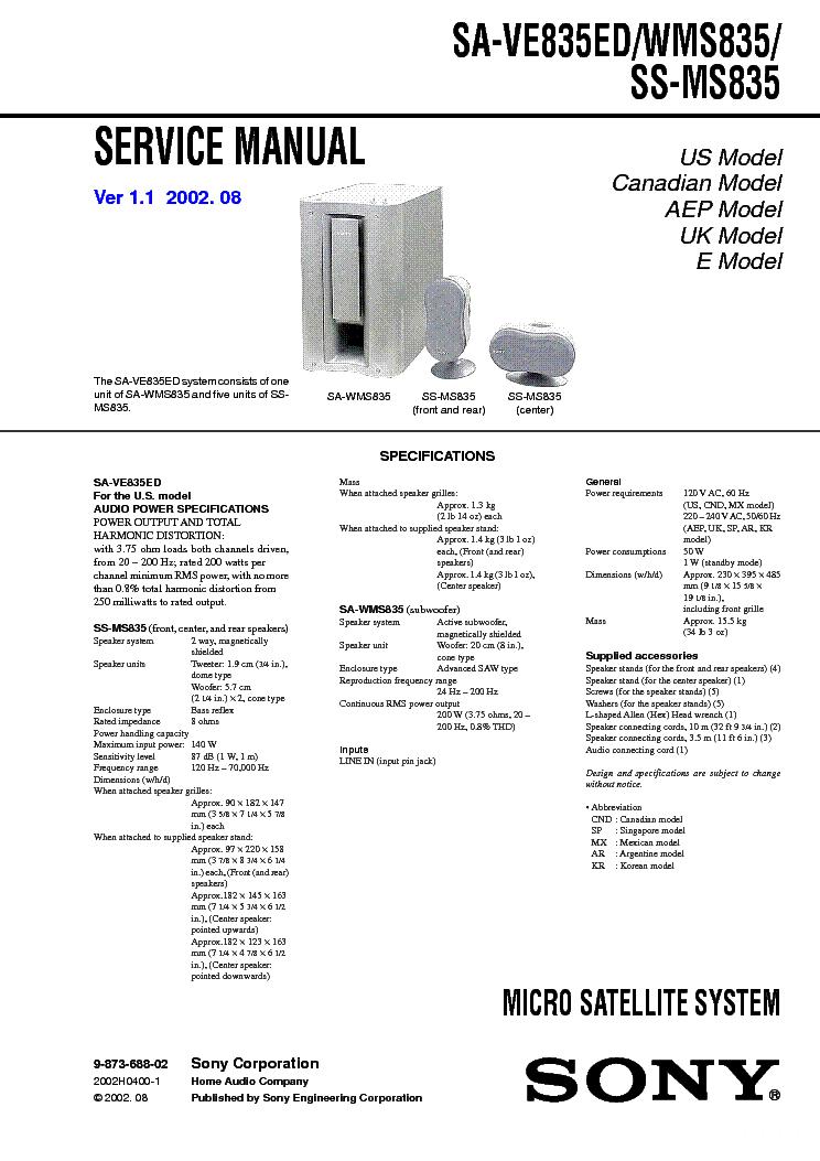 Wms bluebird service manual