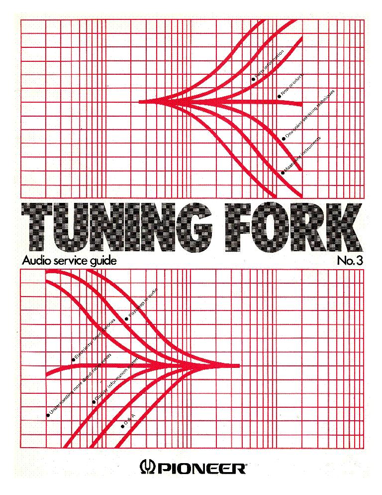 Pioneer Tuning Fork 3