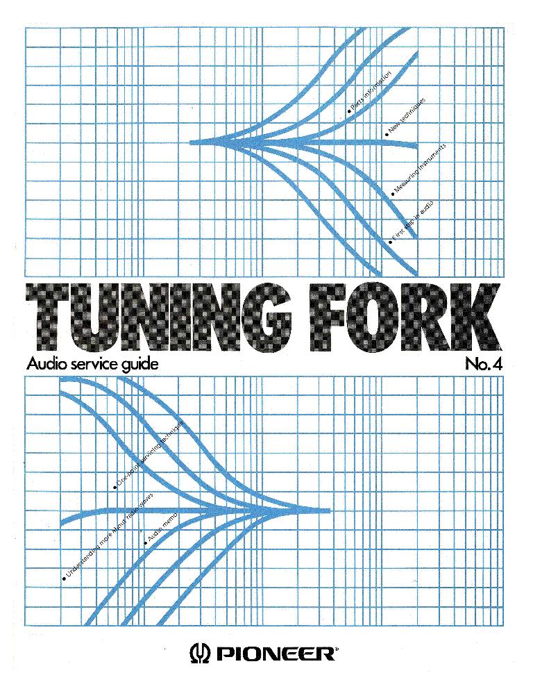 Pioneer Tuning Fork 4