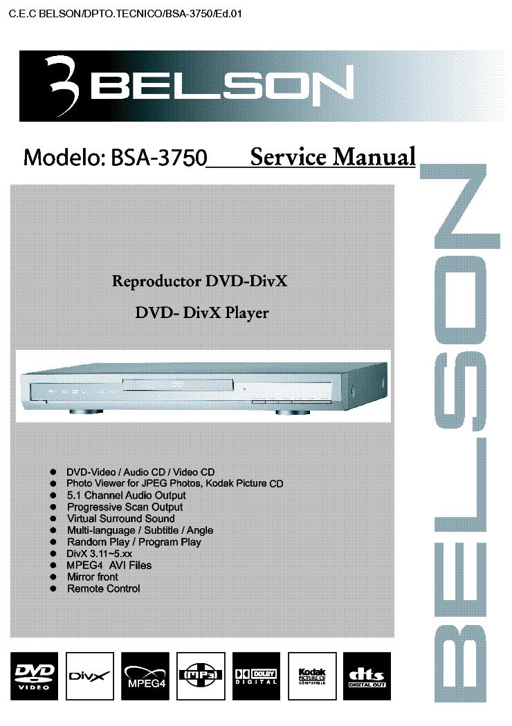 belson bsa 3750 service manual download schematics eeprom repair rh elektrotanya com 12H802 Manual Repair Manuals Yale Forklift