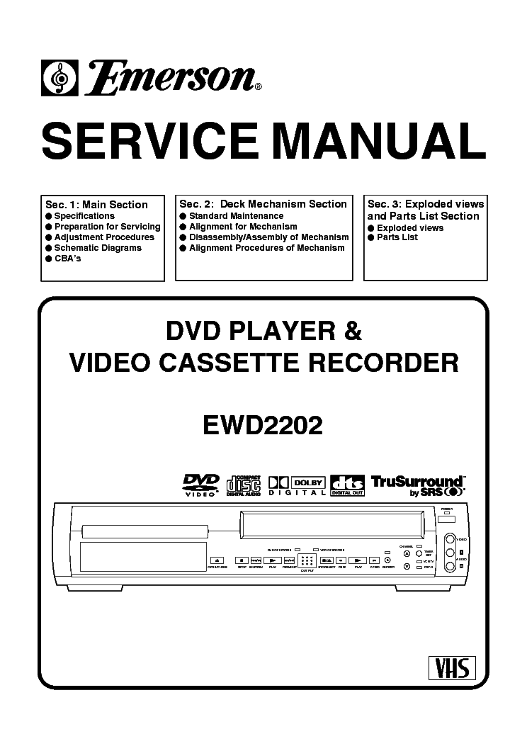 emerson ewd 2202 service manual download schematics eeprom repair rh elektrotanya com