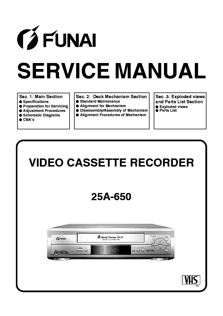 funai 25a 650 service manual service manual download schematics rh elektrotanya com funai service manuals for fl funai wd6d-d4413db service manual