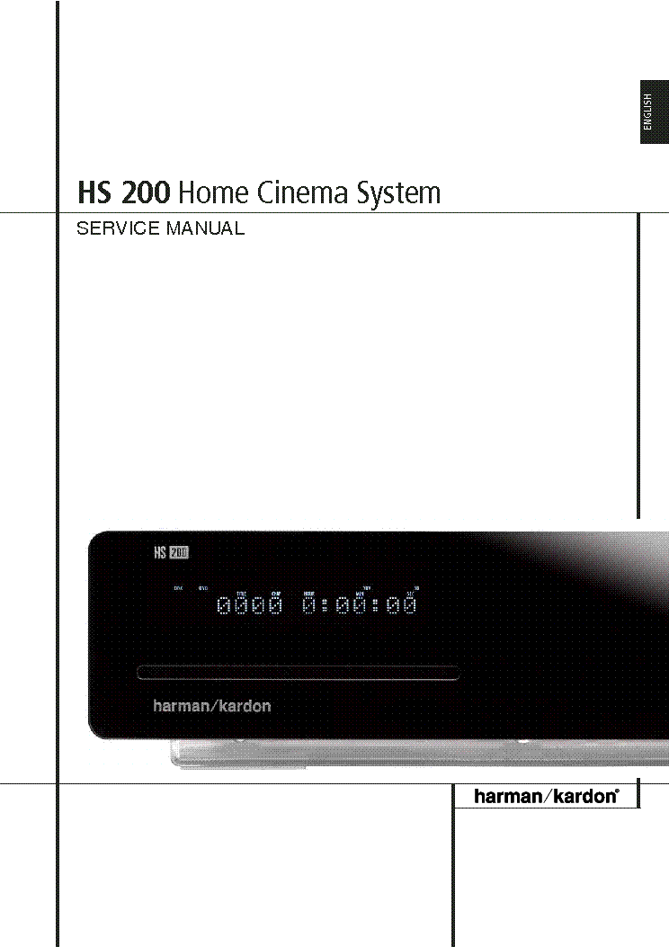 Harman kardon model hk695-01 instructions.