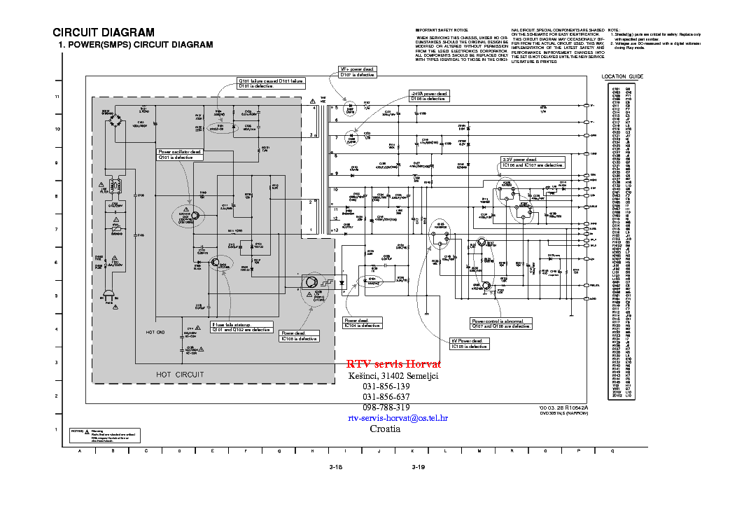 Lovely Computer Smps Circuit Diagram Pdf Pictures Inspiration ...