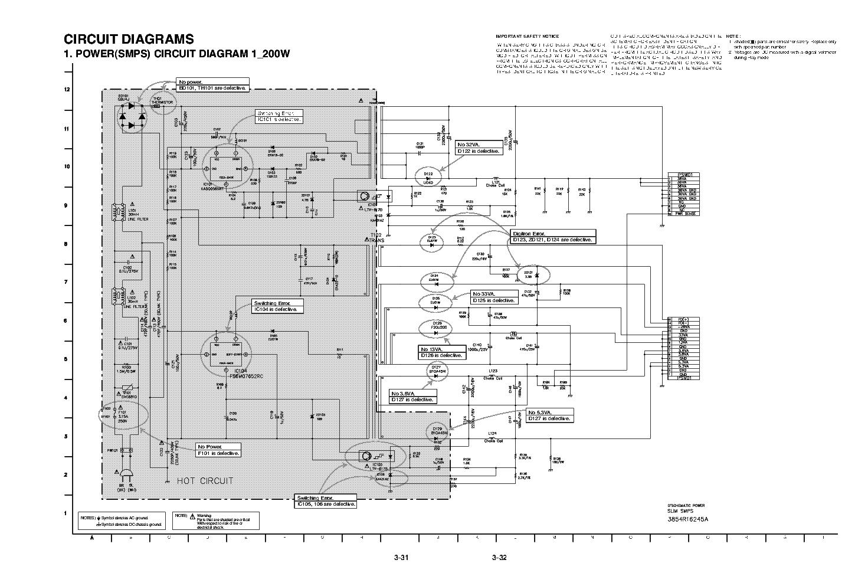 Enchanting Smps Circuit Diagram Repair Pattern - Everything You Need ...
