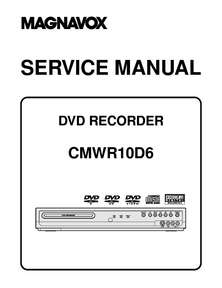 Magnavox Service Manuals Related Keywords & Suggestions