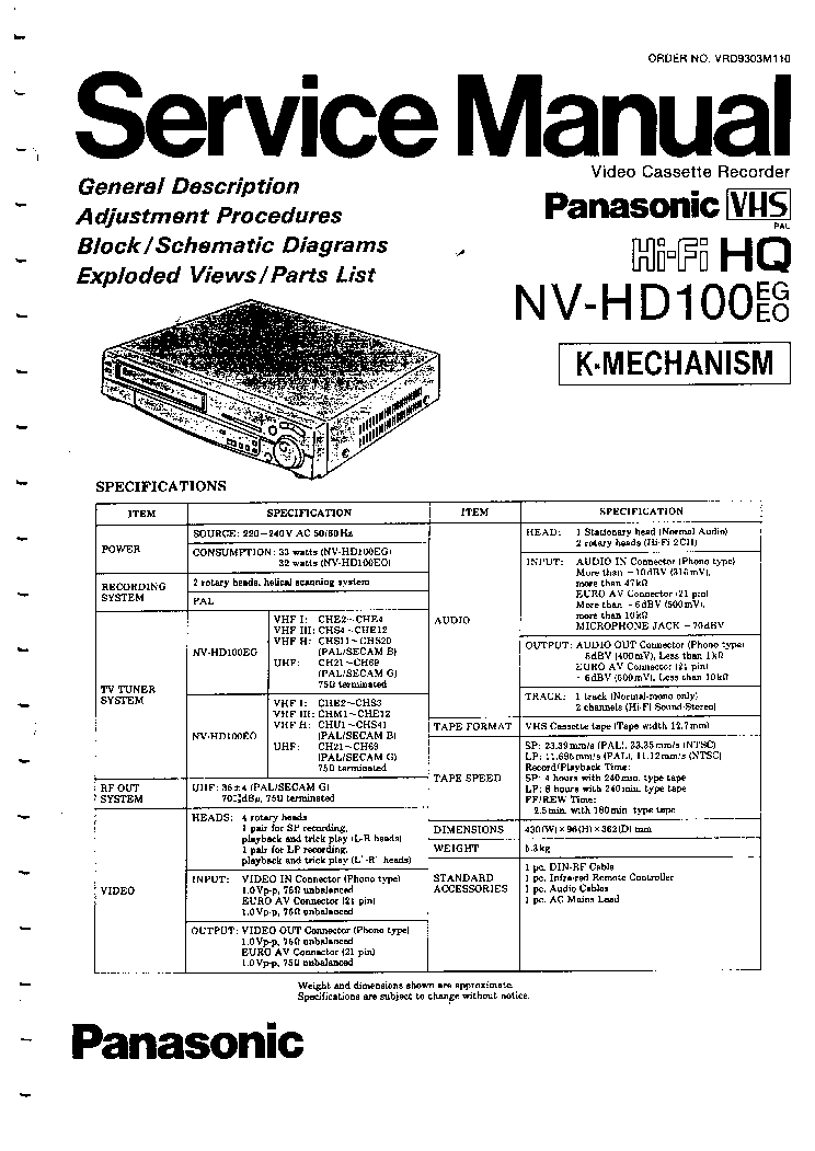 Service manual panasonic copier workio dp-8035 dp3520e 1920x1080px.