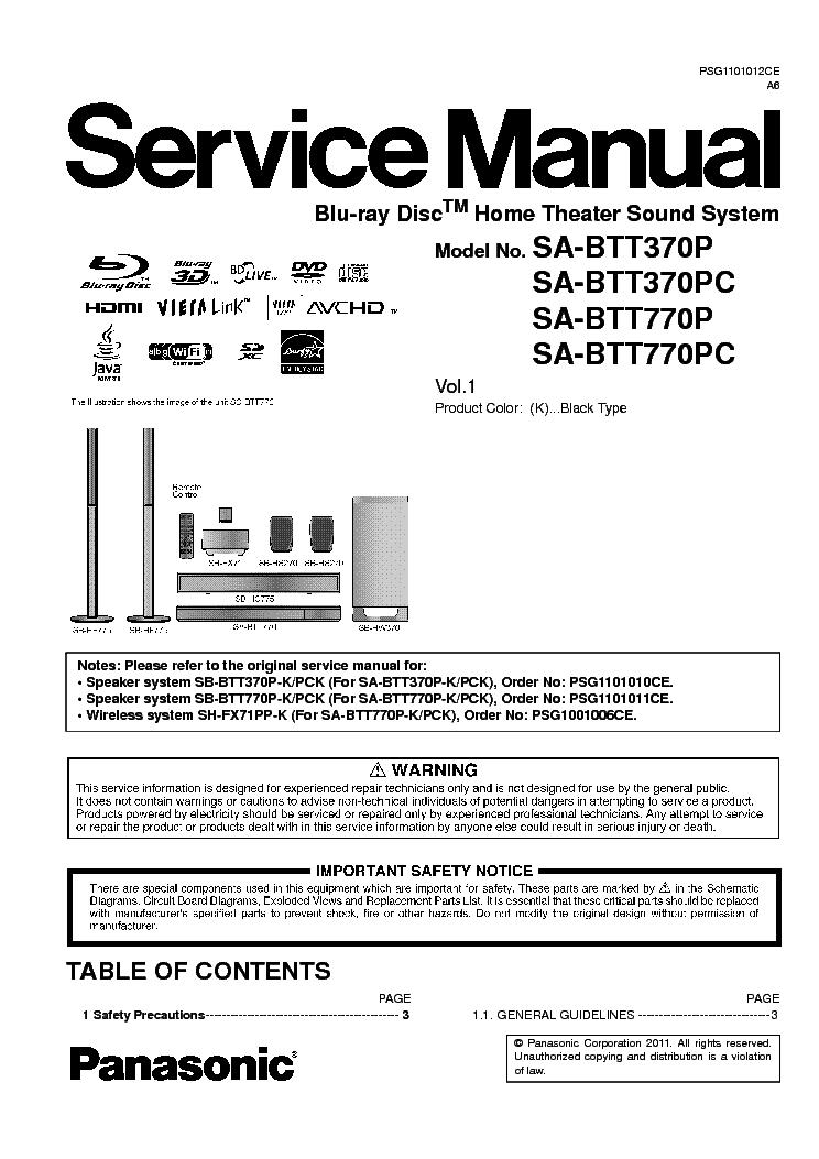 PANASONIC SC-BTX70PP BLU-RAY DISC PLAYER DRIVERS FOR PC