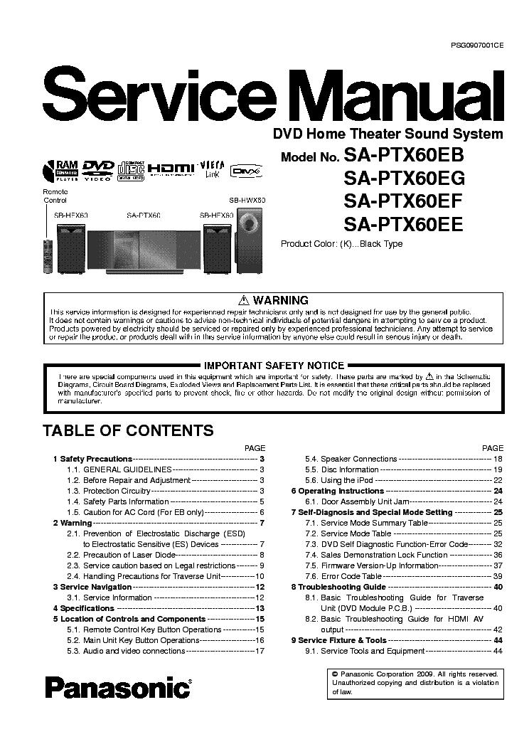 Panasonic DMP-BD45PC Blu-ray Player Descargar Controlador