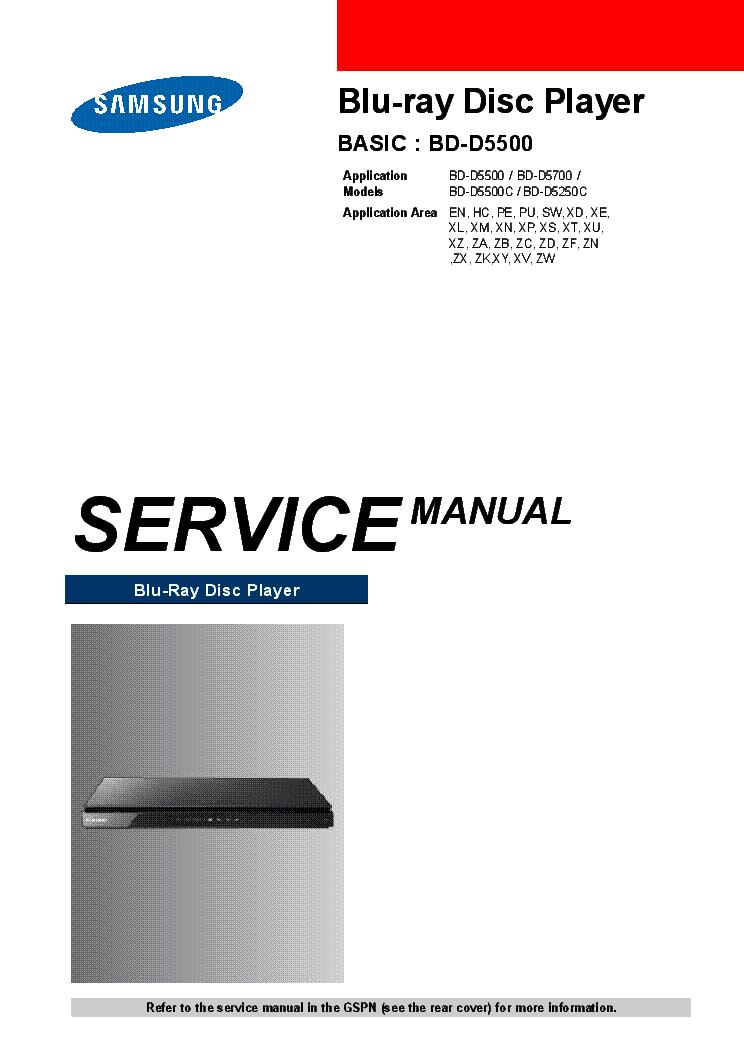 samsung bd d5500 bd d5700 bd d5500c bd d5250c service manual rh elektrotanya com samsung bd-d5700 manual samsung bd d5700 manual pdf