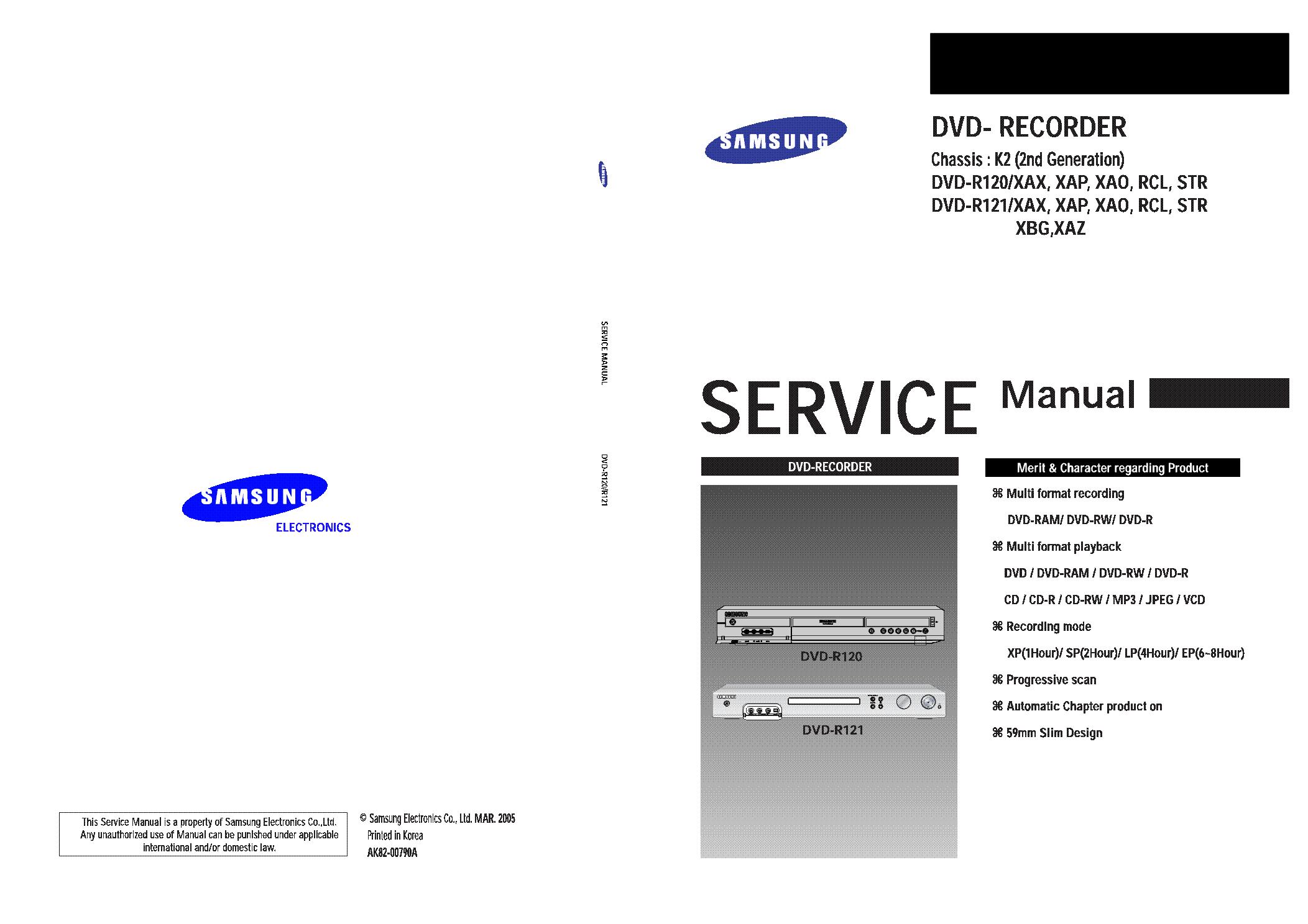 Samsung dvd r120 20050328174951593 vcd 00686a xax 0304.