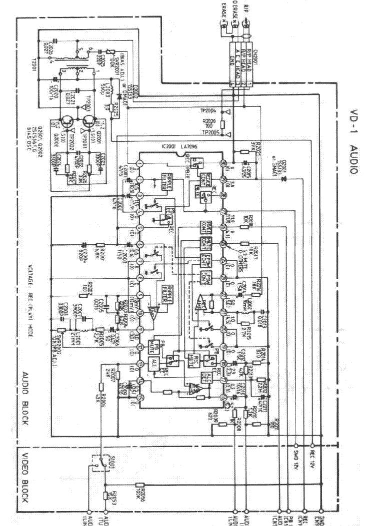 sanyo vhs 3100 service manual download schematics eeprom repair rh elektrotanya com 3100 Sanyo Battery Sanyo SCP 3100 Manual