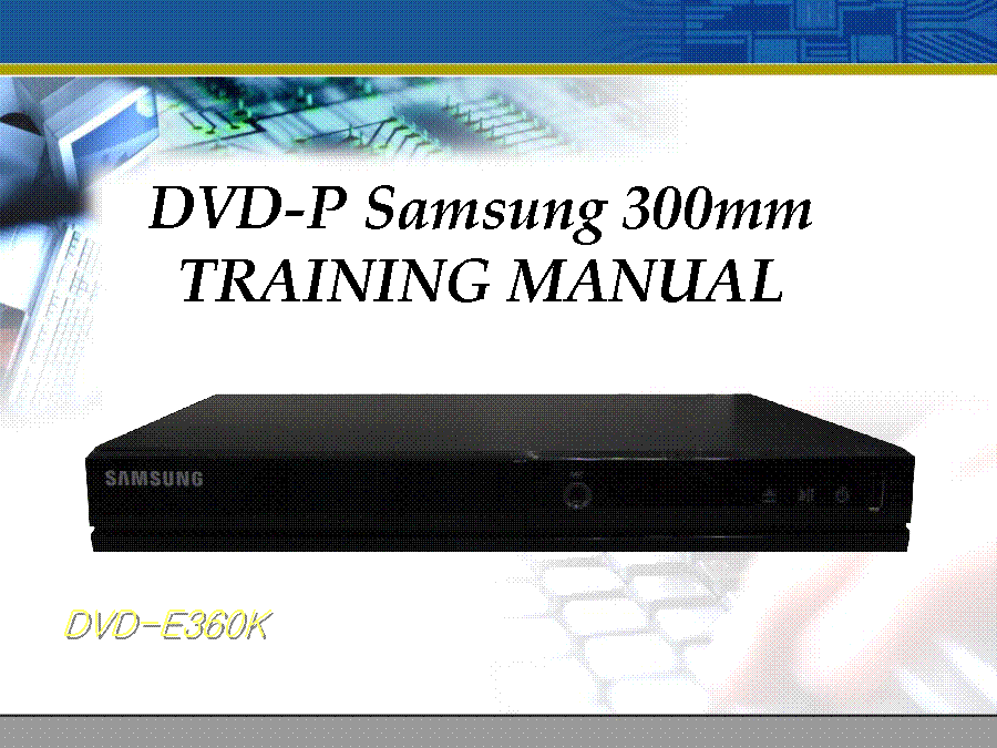 samsung dvd r130 training service manual download schematics rh elektrotanya com Samsung Owner's Manual Samsung Manual PDF