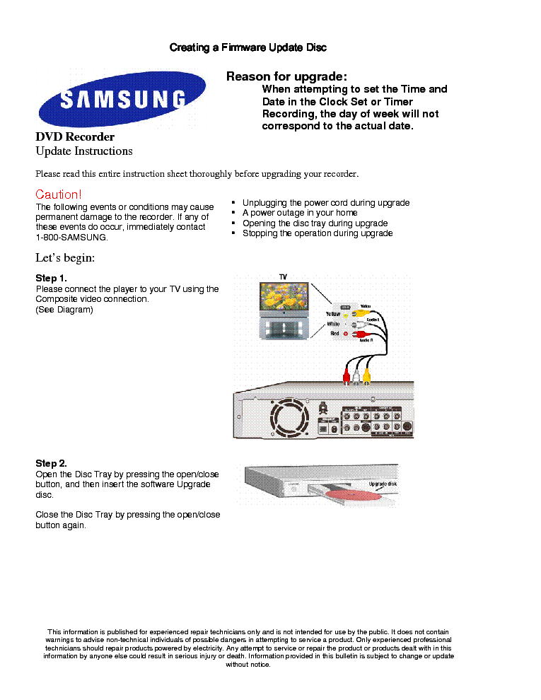 Page 43 of samsung dvd recorder dvd-r120 user guide.