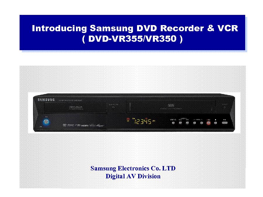 samsung dvd v6450 manual free owners manual u2022 rh wordworksbysea com samsung dvd-r130 service manual samsung dvd d530 service manual