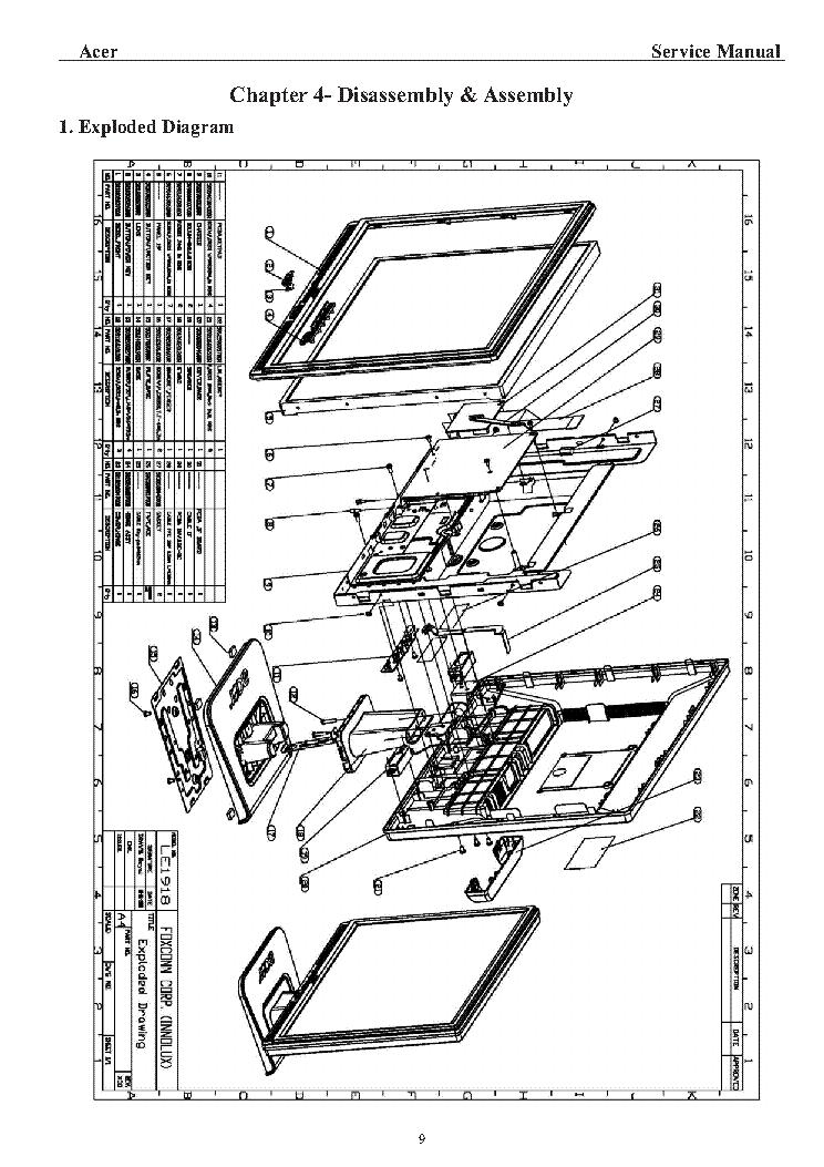 acer al2016wx tft monitor service manual download schematics rh elektrotanya com Monitor Screen Monitor Screen