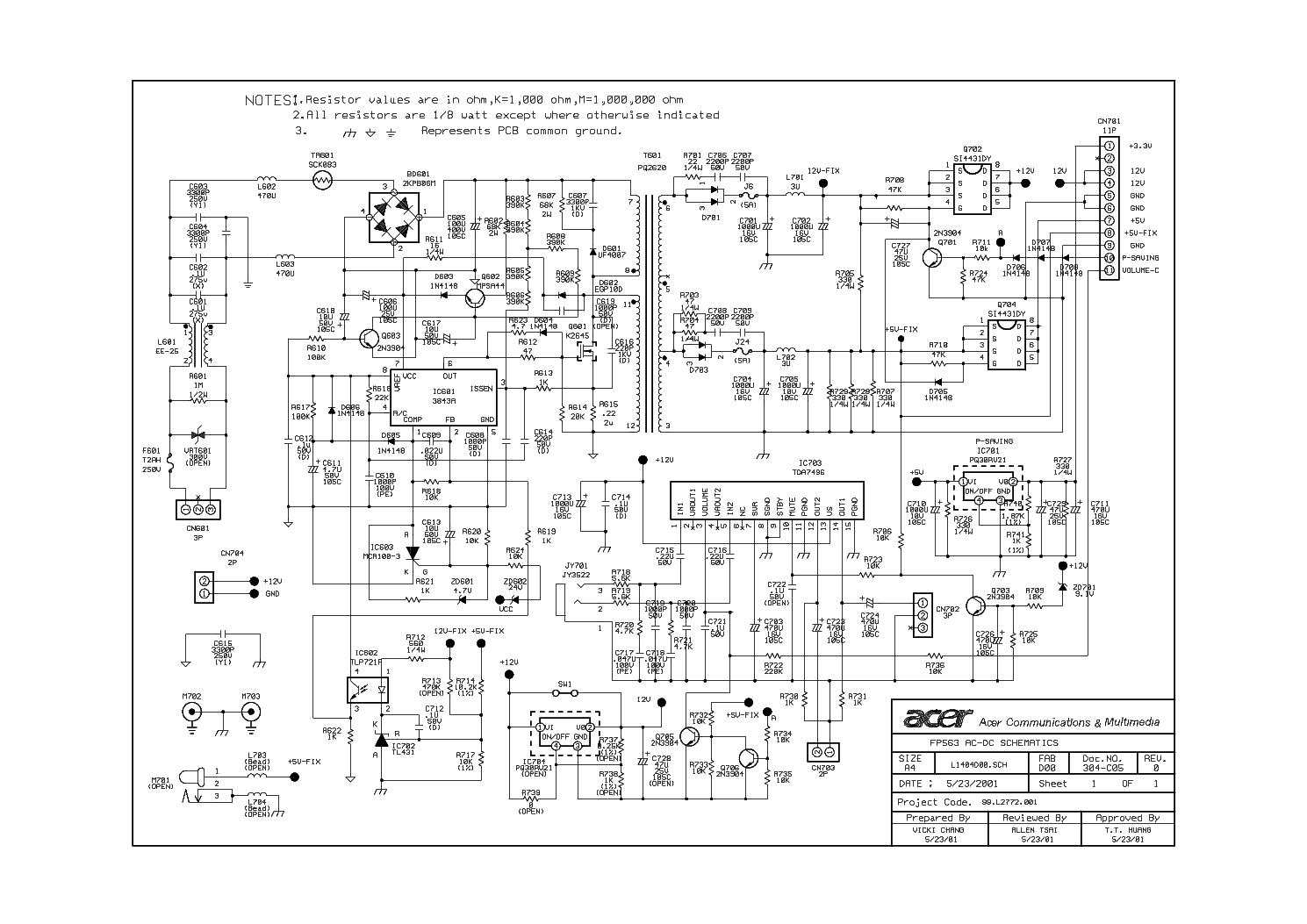 ACER FP563 TREIBER HERUNTERLADEN