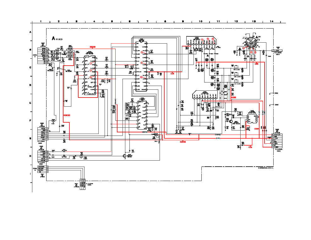 dell d1025tm service manual download schematics eeprom repair rh elektrotanya com LCD TV Schematic LCD Monitor Diagram
