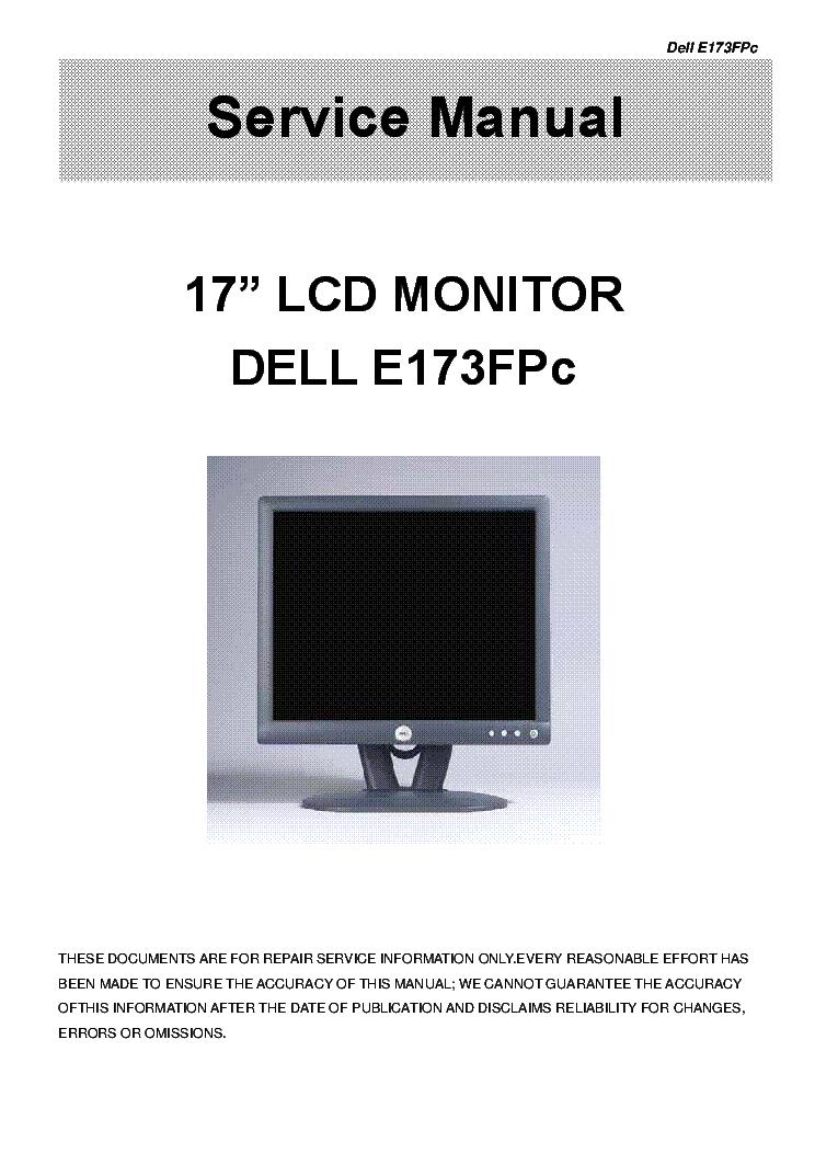 DELL E176FPC V6C01 DRIVER WINDOWS 7 (2019)