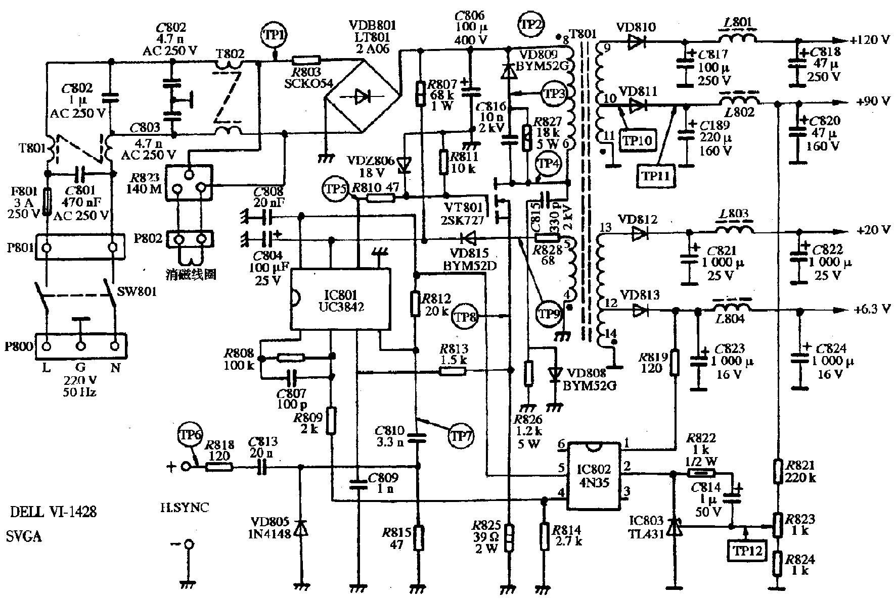 dell 1429c cq