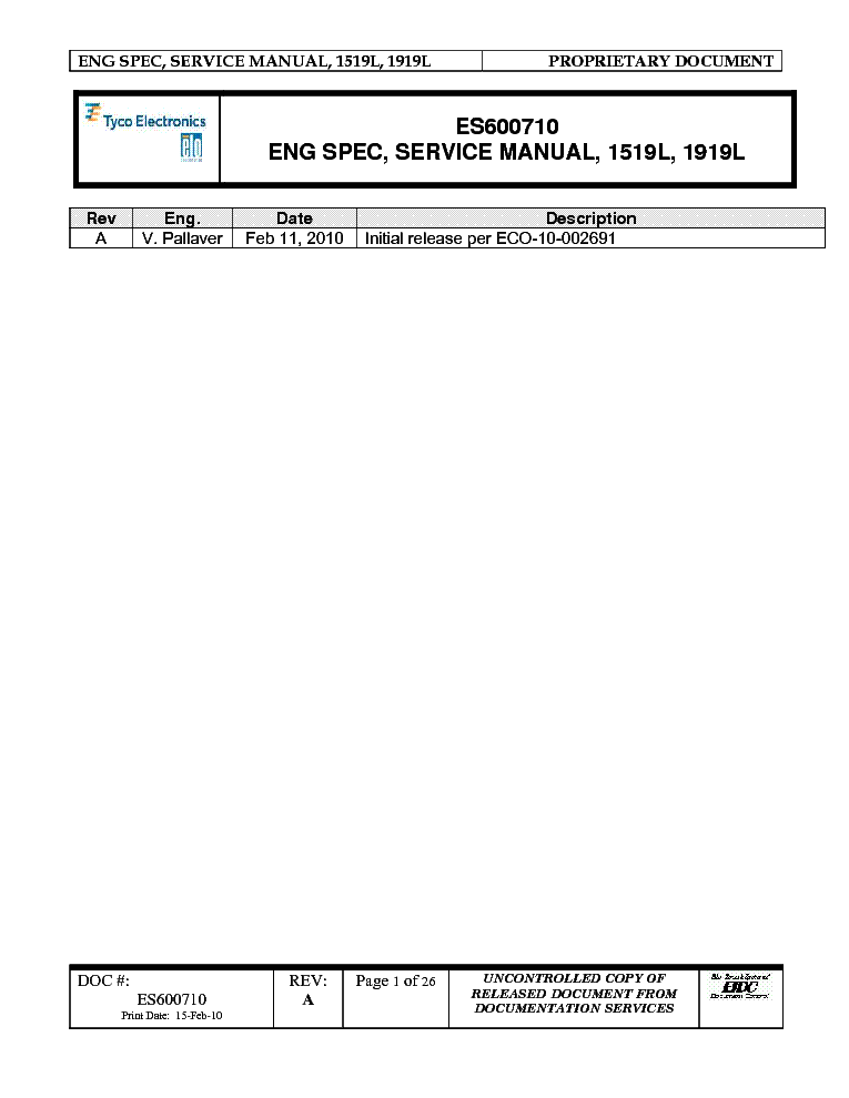computer monitor troubleshooting and repair pdf