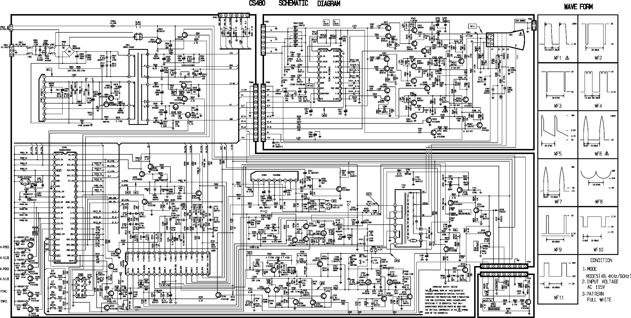 Lg flatron e2350v схема