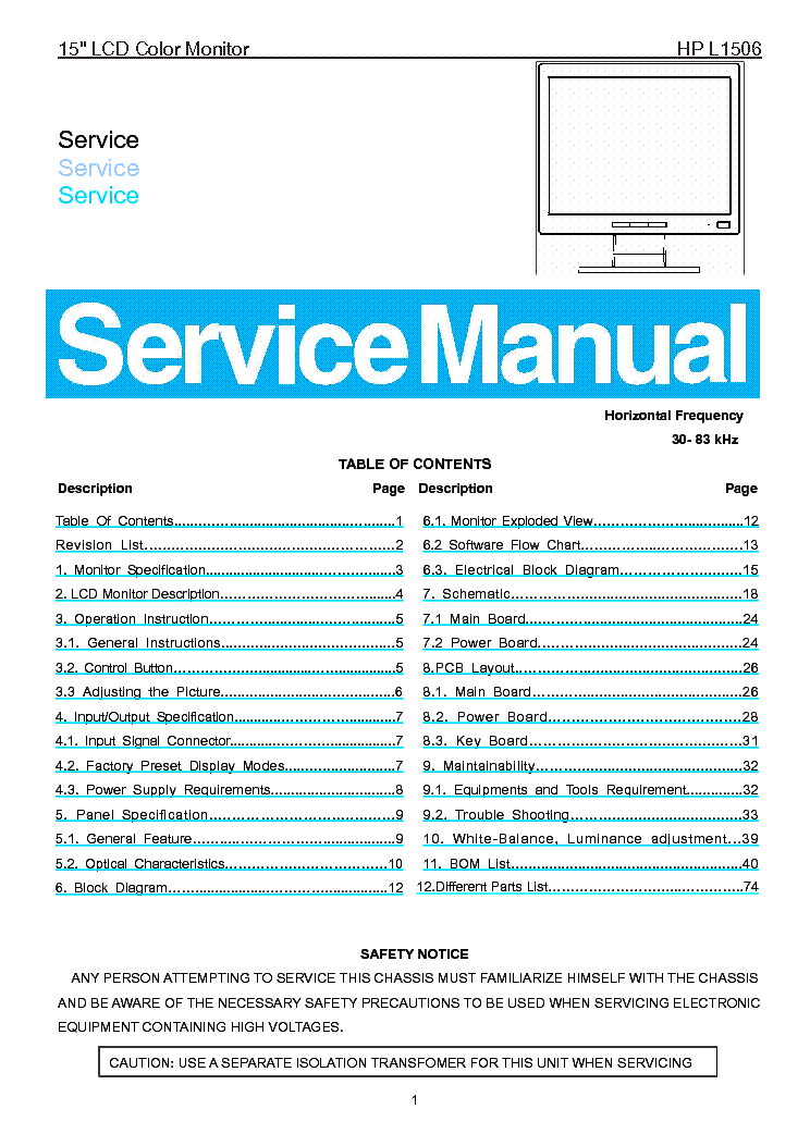 Hp laserjet p2035n service and repair manual.