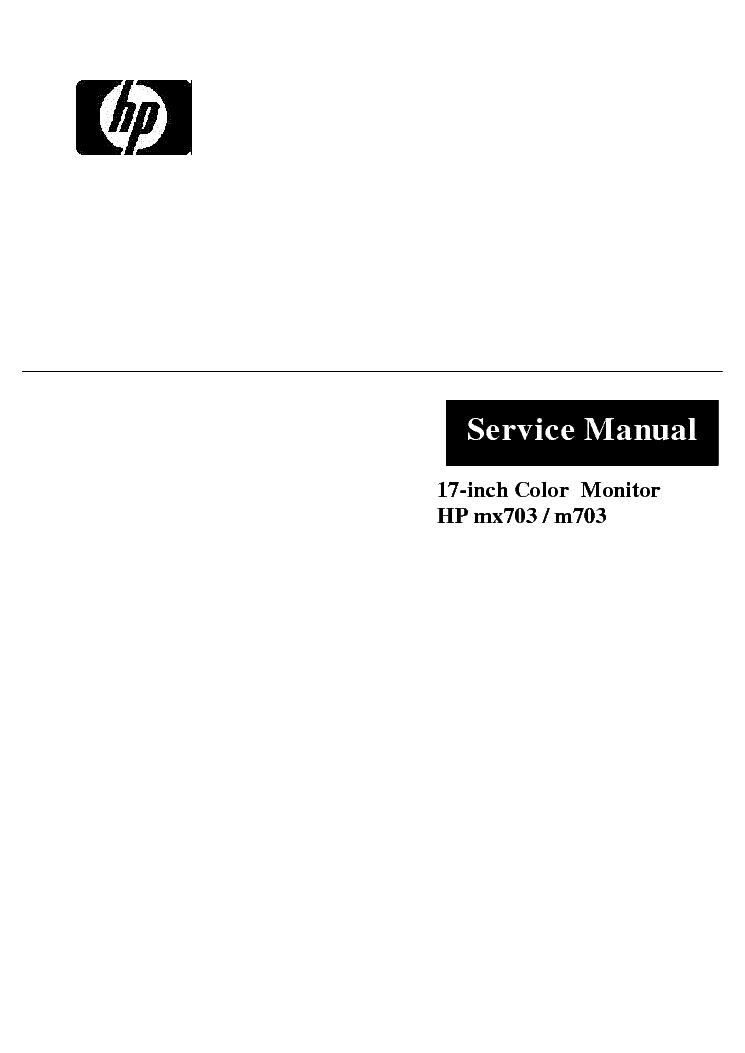hp vf15 fp15 f1523 fp5315 service manual free download