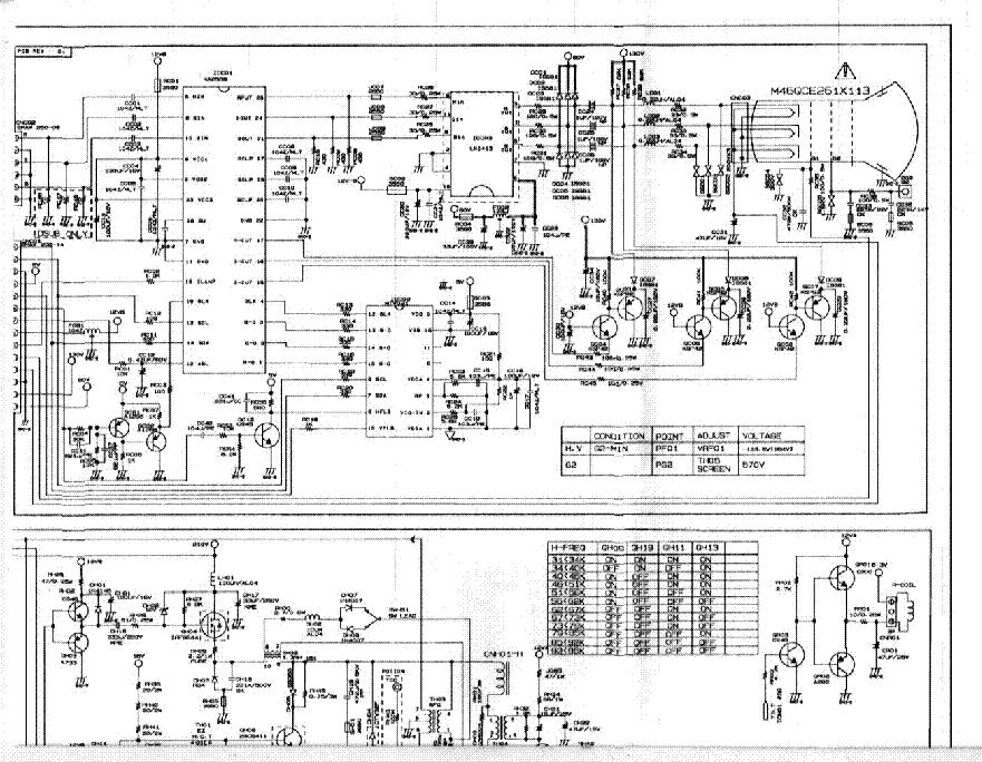 Hyundai A927 Pjia927 C1907 Sch Service Manual Download  Schematics  Eeprom  Repair Info For