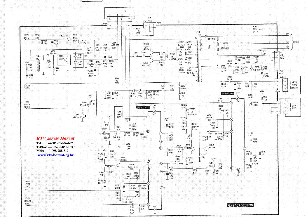HYUNDAI       HCM433E    Service    Manual    download     schematics