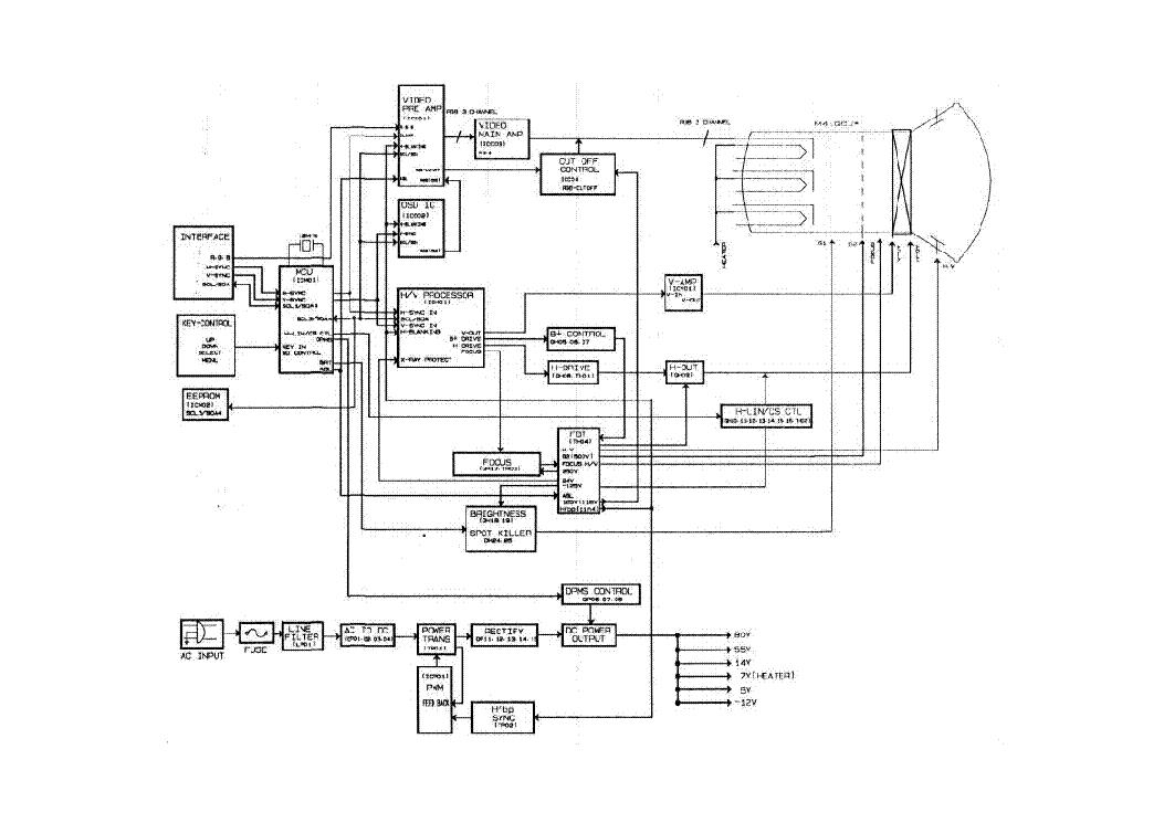 Hyundai Q770 Sch Service Manual Download  Schematics